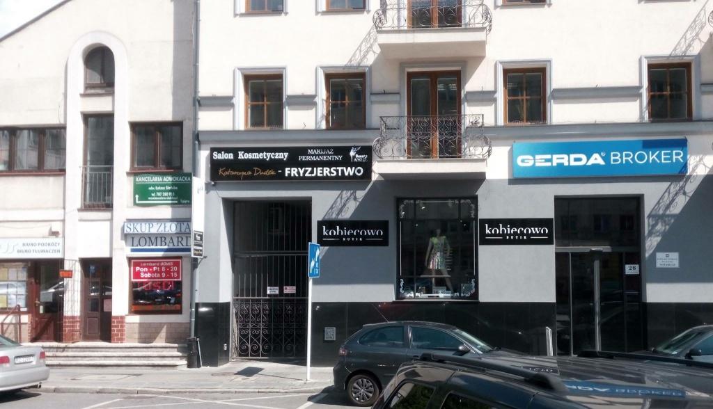 salon kosmetyczny Beauty Angel w Rzeszowie