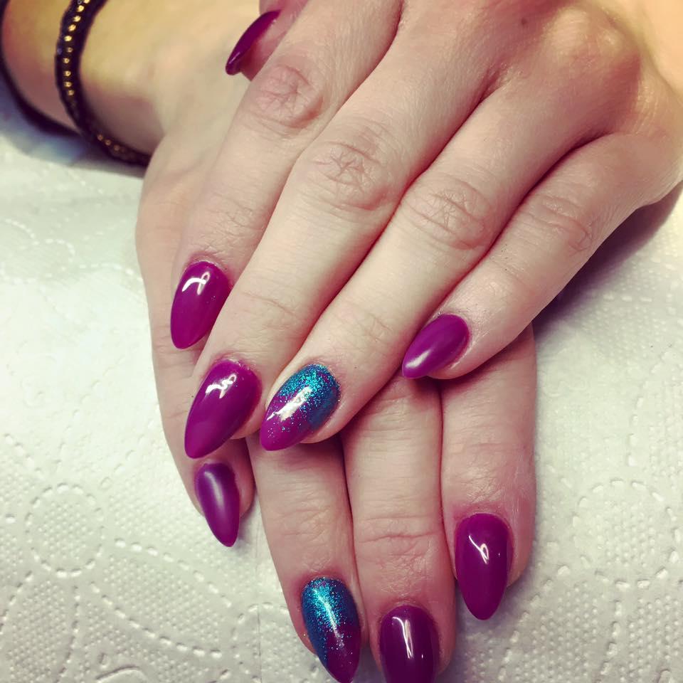 Manicure hybrydowy w salonie urody Beauty Angel