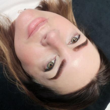 Makijaż permanentny metodą cieniowania Beauty Angel Studio Urody